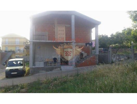 Krimovica'da konut, Krasici satılık müstakil ev, Krasici satılık müstakil ev, Lustica Peninsula satılık villa