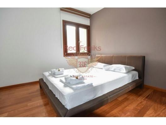 Two bedroom lux apartment in Budva, Montenegro da satılık emlak, Becici da satılık ev, Becici da satılık emlak