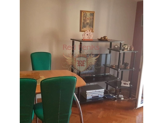 Budva'da 1+1 37 m2 Daire, Montenegro da satılık emlak, Becici da satılık ev, Becici da satılık emlak