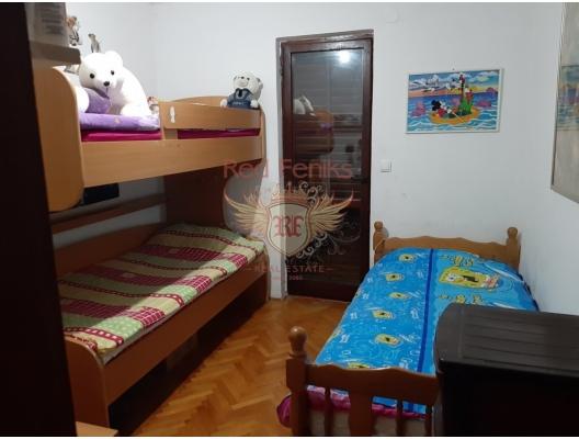 Budva'da 1+1 Daire, Karadağ satılık evler, Karadağ da satılık daire, Karadağ da satılık daireler