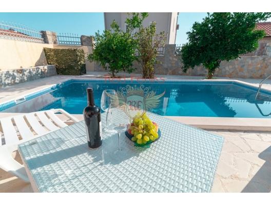 Beçiçi'de Elit Tatil Köyünde Villa, Karadağ Villa Fiyatları Karadağ da satılık ev, Montenegro da satılık ev, Karadağ satılık villa