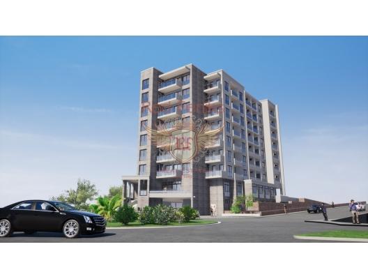 Becici'de Yeni Sitede Daireler, Karadağ satılık evler, Karadağ da satılık daire, Karadağ da satılık daireler