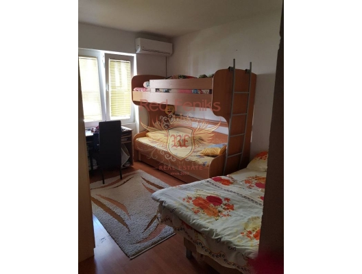 Tivat Merkeze 5 Dakika 2+1 Daire (64 + 11 + 11), Karadağ satılık evler, Karadağ da satılık daire, Karadağ da satılık daireler