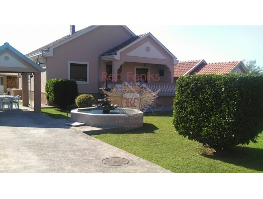 For sale very nice house in Podgorica.