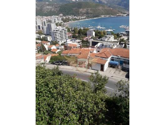 Plot in Budva, Karadağ da satılık arsa, Karadağ da satılık imar arsası