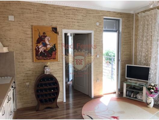 Becici'de Tek Yatak Odalı daire, becici satılık daire, Karadağ da ev fiyatları, Karadağ da ev almak