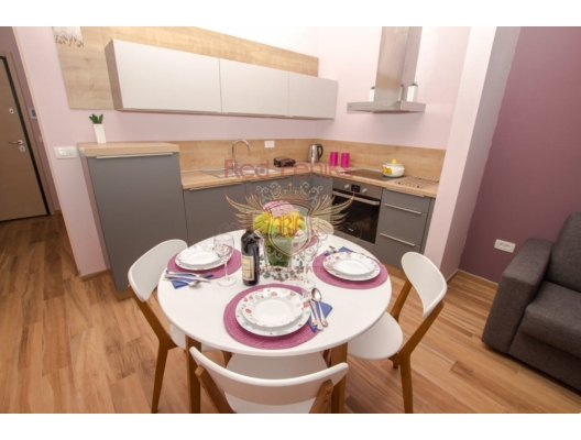 Excellent One Bedroom Apartment, Karadağ da satılık ev, Montenegro da satılık ev, Karadağ da satılık emlak