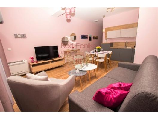 Excellent One Bedroom Apartment, Montenegro da satılık emlak, Dobrota da satılık ev, Dobrota da satılık emlak