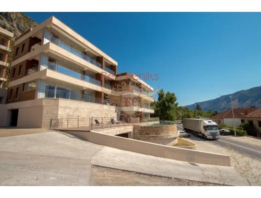 Excellent One Bedroom Apartment, Dobrota da ev fiyatları, Dobrota satılık ev fiyatları, Dobrota da ev almak
