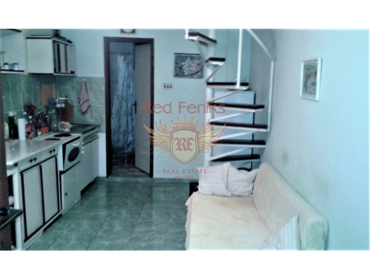 Cozy Duplex Аpartment in Krasici, Karadağ satılık evler, Karadağ da satılık daire, Karadağ da satılık daireler