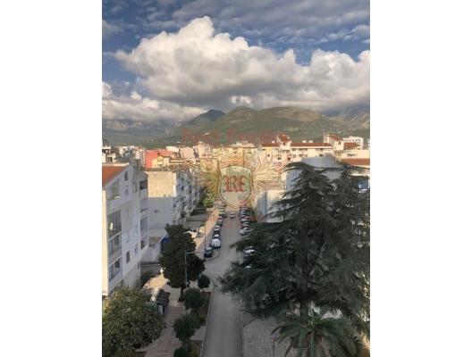 Bar'da Geniş Daire, Karadağ da satılık ev, Montenegro da satılık ev, Karadağ da satılık emlak