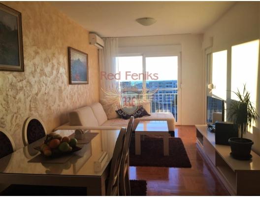 Bar, Karadağ 'da yeni bir evde satılık 1+1 daire.