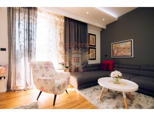 Apartment mit zwei Schlafzimmern in Budva, 100 m vom Meer entfernt, Wohnungen zum Verkauf in Montenegro, Wohnungen in Montenegro Verkauf, Wohnung zum Verkauf in Region Budva