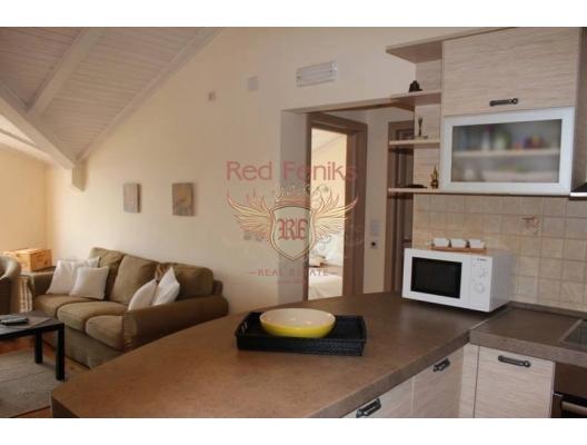 Bigova'da Harika deniz manzaralı daire, Karadağ da satılık ev, Montenegro da satılık ev, Karadağ da satılık emlak