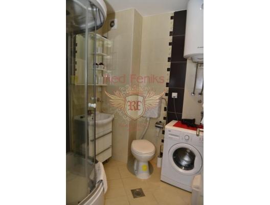 Tivat'ta deniz manzaralı tek yatak odalı daire, Region Tivat da ev fiyatları, Region Tivat satılık ev fiyatları, Region Tivat ev almak