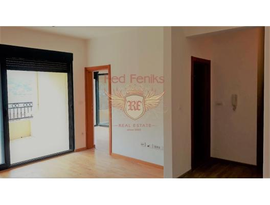 New two Bedroom Apartment in Dobrota, becici satılık daire, Karadağ da ev fiyatları, Karadağ da ev almak