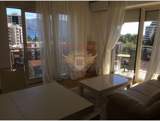Budva'da 60 m2 Lüks Daire, Karadağ da satılık ev, Montenegro da satılık ev, Karadağ da satılık emlak
