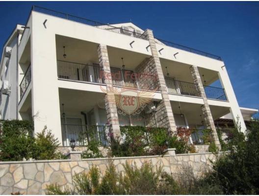 Bigova'da Harika deniz manzaralı daire, Region Tivat da ev fiyatları, Region Tivat satılık ev fiyatları, Region Tivat ev almak