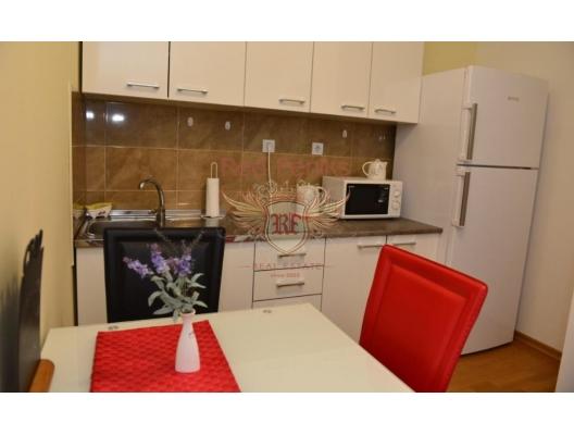Tivat'ta deniz manzaralı tek yatak odalı daire, becici satılık daire, Karadağ da ev fiyatları, Karadağ da ev almak