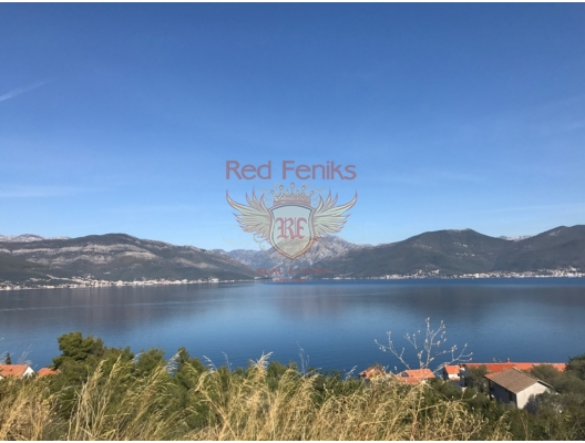 Excellent plot for constructing villas, plot in Montenegro for sale, buy plot in Lustica Peninsula, building plot in Montenegro