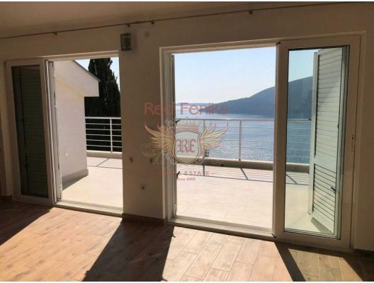 New Panoramic Apartment in Herceg Novi, Montenegro real estate, property in Montenegro, flats in Herceg Novi, apartments in Herceg Novi