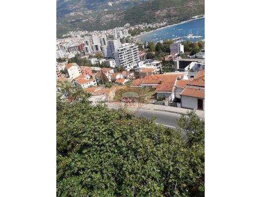 Plot in Budva, Karadağ Arsa Fiyatları, Budva da satılık arsa, Kotor da satılık arsa