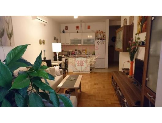 Budva'da Apartman Dairesi, Karadağ da satılık ev, Montenegro da satılık ev, Karadağ da satılık emlak
