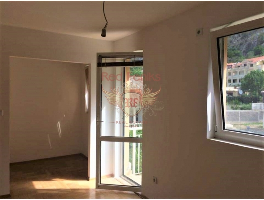 Three bedroom sea view apartment in Boka bay, Montenegro real estate, property in Montenegro, flats in Kotor-Bay, apartments in Kotor-Bay