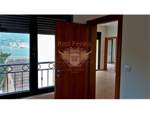 New two Bedroom Apartment in Dobrota, Karadağ satılık evler, Karadağ da satılık daire, Karadağ da satılık daireler