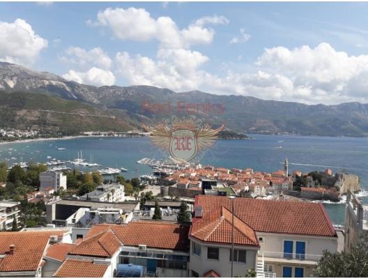 Plot in Budva, Tivat satılık arsa, Herceg Novi satılık arsa