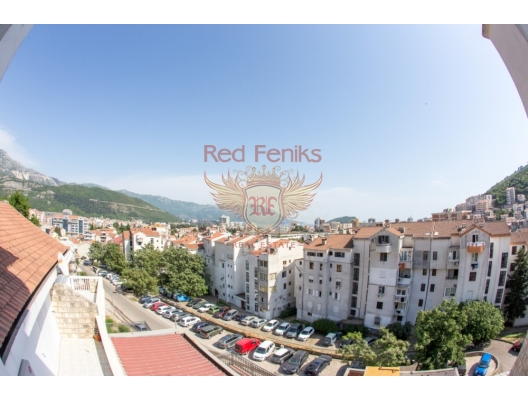 Cozy Studio Аpartment in Budva, Montenegro real estate, property in Montenegro, flats in Region Budva, apartments in Region Budva