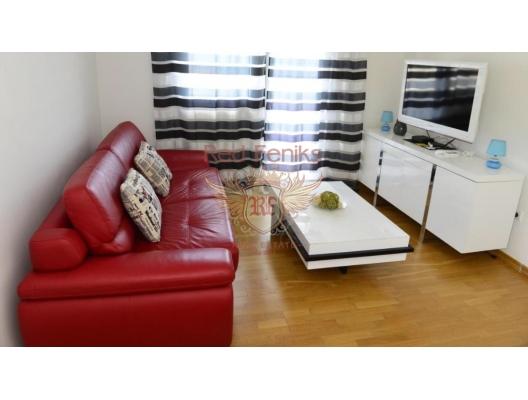 Tivat'ta deniz manzaralı tek yatak odalı daire, Bigova dan ev almak, Region Tivat da satılık ev, Region Tivat da satılık emlak