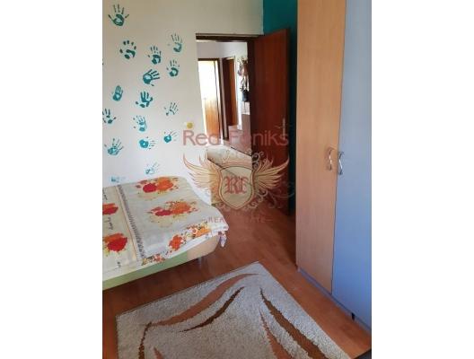 Tivat Merkeze 5 Dakika 2+1 Daire (64 + 11 + 11), Region Tivat da ev fiyatları, Region Tivat satılık ev fiyatları, Region Tivat ev almak