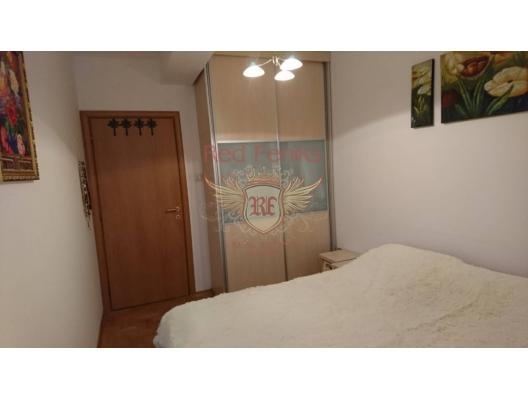 Budva'da Apartman Dairesi, Montenegro da satılık emlak, Becici da satılık ev, Becici da satılık emlak