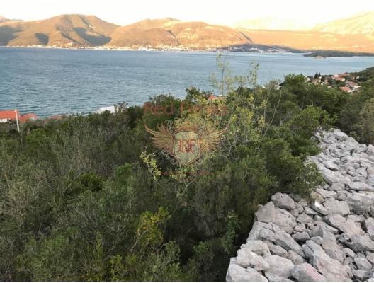 Excellent plot for constructing villas, Montenegro real estate, property in Montenegro, buy land in Montenegro