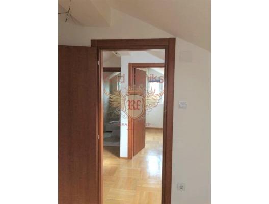 Three bedroom sea view apartment in Boka bay, apartments for rent in Dobrota buy, apartments for sale in Montenegro, flats in Montenegro sale