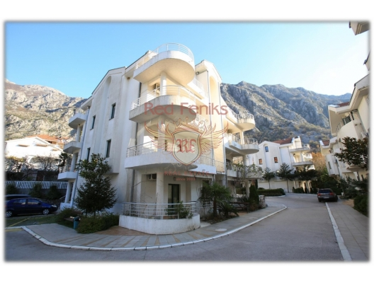 Risan'da Lüks Dubleks Daire, Dobrota da satılık evler, Dobrota satılık daire, Dobrota satılık daireler