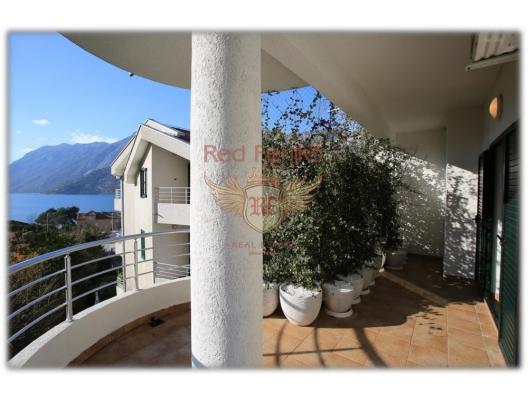 Risan'da Lüks Dubleks Daire, Kotor-Bay da ev fiyatları, Kotor-Bay satılık ev fiyatları, Kotor-Bay ev almak