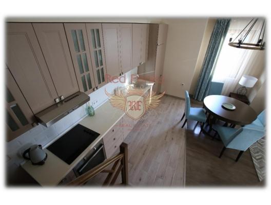 Risan'da Lüks Dubleks Daire, Dobrota dan ev almak, Kotor-Bay da satılık ev, Kotor-Bay da satılık emlak