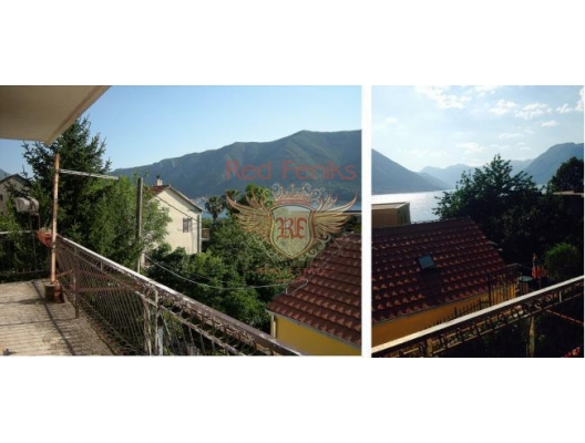 Family house in Dobrota, Karadağ satılık ev, Karadağ satılık müstakil ev, Karadağ Ev Fiyatları