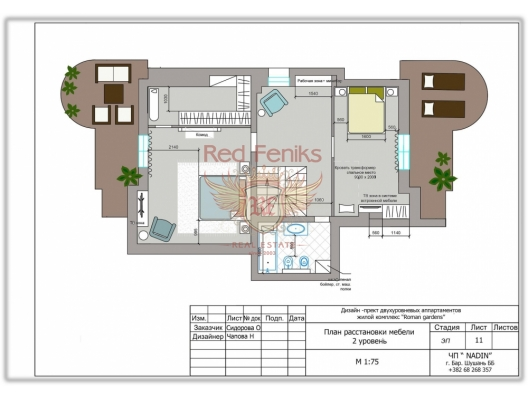 Risan'da Lüks Dubleks Daire, Kotor-Bay da satılık evler, Kotor-Bay satılık daire, Kotor-Bay satılık daireler