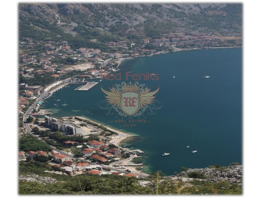 Two-level apartment in Risan. Montenegro, Karadağ'da satılık yatırım amaçlı daireler, Karadağ'da satılık yatırımlık ev, Montenegro'da satılık yatırımlık ev