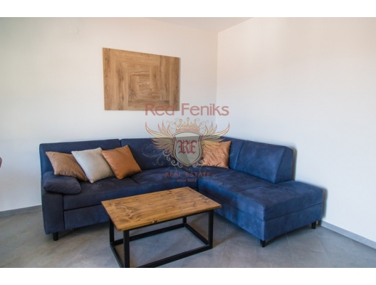 Designer Apartment in a Complex in Petrovac, sea view apartment for sale in Montenegro, buy apartment in Becici, house in Region Budva buy