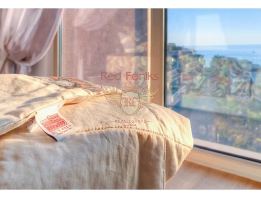 Budva'da 1+1 Denize 50 metre Daire, Becici da ev fiyatları, Becici satılık ev fiyatları, Becici da ev almak