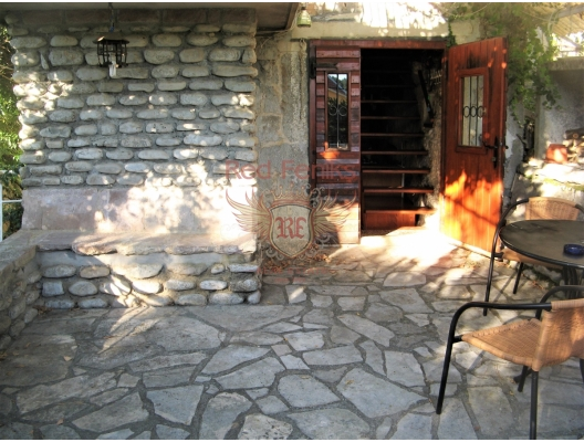 Stone house on the first line, Lustica, house near the sea Montenegro