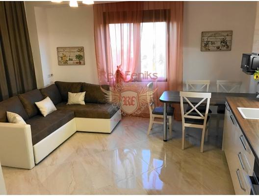 Bar Rivierası'nda Daire, Karadağ satılık evler, Karadağ da satılık daire, Karadağ da satılık daireler