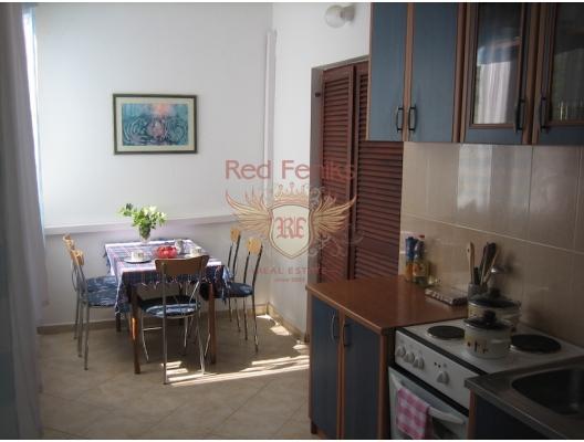 Rafailovovici'de Tek Yatak Odalı Daire 1+1, Karadağ satılık evler, Karadağ da satılık daire, Karadağ da satılık daireler