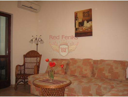 Rafailovovici'de Tek Yatak Odalı Daire 1+1, Becici dan ev almak, Region Budva da satılık ev, Region Budva da satılık emlak