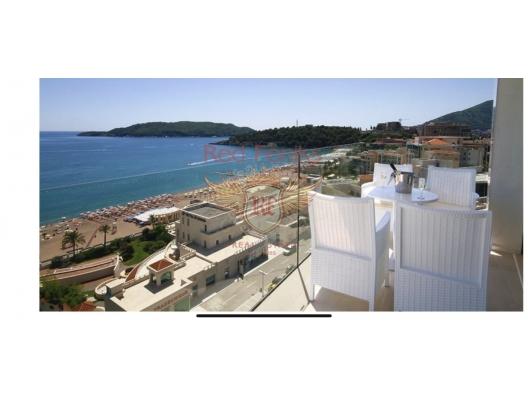 Becici bölgesinde otel., karadağ da satılık dükkan, montenegro satılık cafe