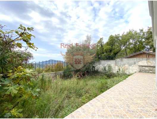 Beautiful House With Panoramic Sea View in Stanisici, Becici house buy, buy house in Montenegro, sea view house for sale in Montenegro